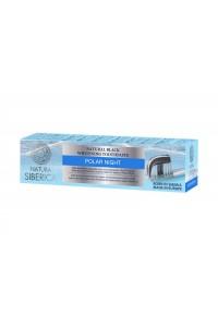 Natura Siberica Prírodná bieliaca zubná pasta - čierna noc 100 g