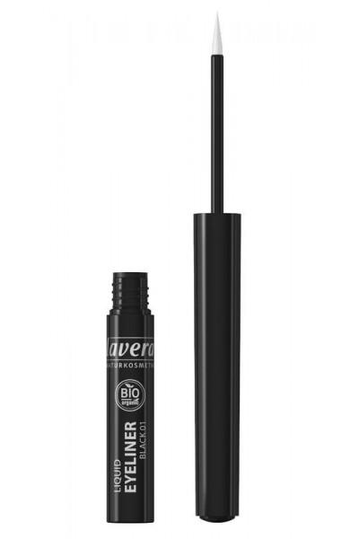 Lavera Tekuté očné linky - 01 čierna 2,8 ml 2.8 ml