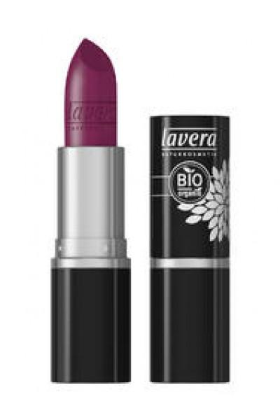 Lavera lavera Prírodný Rúž 33 Purpurový 4,5g 4.5 g