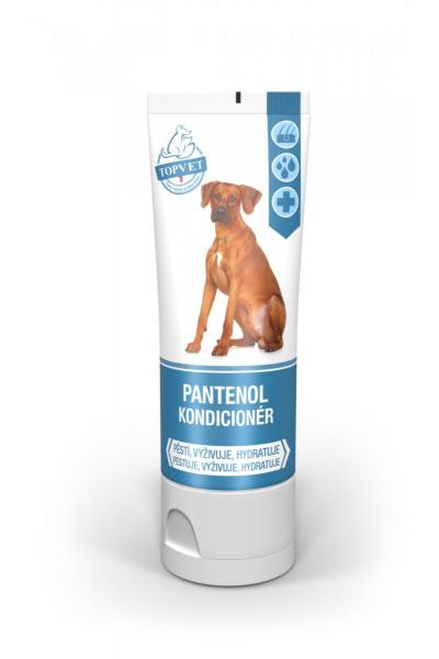 TOPVET Panthenol kondicionér pre psov 200ml 200 ml