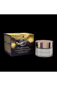 TOPVET Bioaktívny krém s 24 karátovým zlatom 50ml 50 ml
