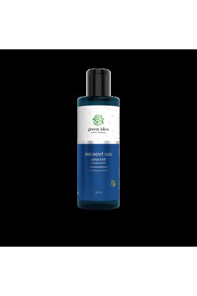 TOPVET GREEN IDEA Sprchový olej Lotos kvet 200ml 200 ml