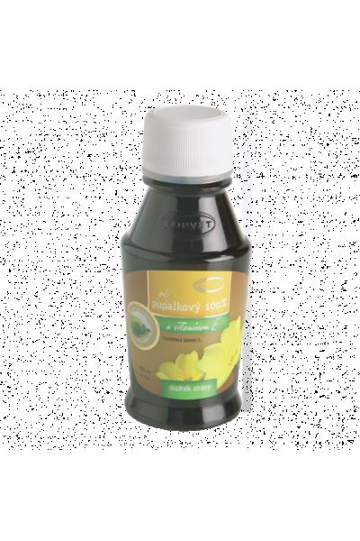 TOPVET Pupalkový olej 100% 100ml 100 ml