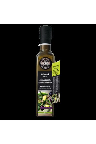 TOPVET Olivový olej 250ml 250 ml