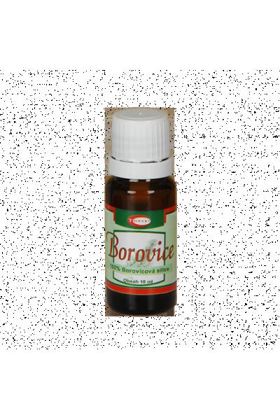 TOPVET Borovica - 100% silica 10ml 10 ml