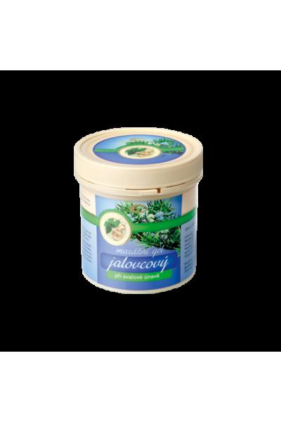 TOPVET Borievkový masážny gél 250ml 250 ml