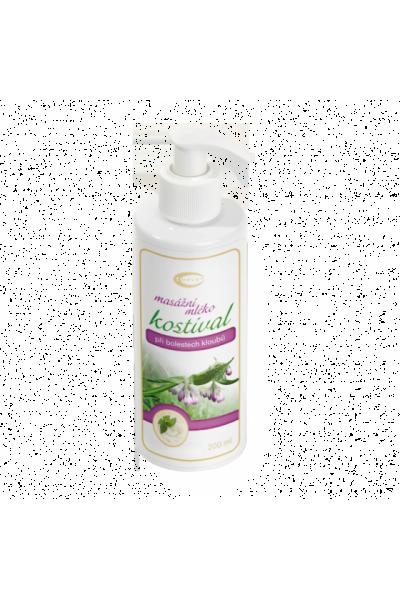 TOPVET Kostihojové masážne mlieko 200ml 200 ml