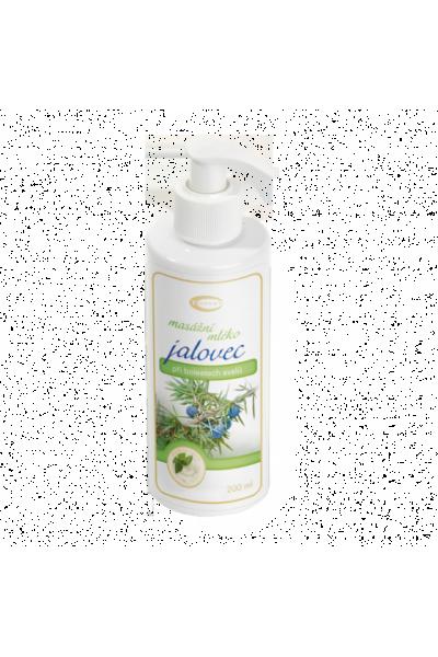TOPVET Borievkové masážne mlieko 200ml 200 ml