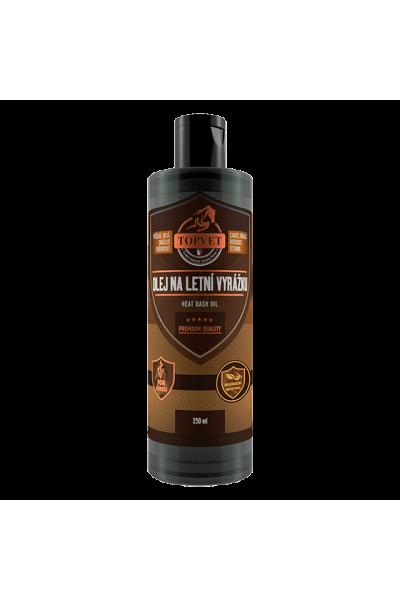 TOPVET Olej na letnú vyrážku 250ml - pre kone 250 ml