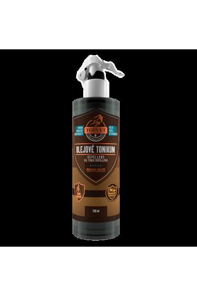 TOPVET Olejové tonikum s repelentným účinkom 250ml - pre kone 250 ml