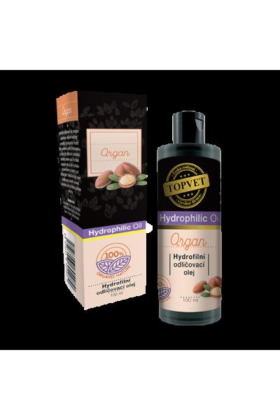 TOPVET Hydrofilný odličovací olej - Argan 100ml 100 ml