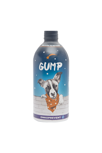 TOPVET GUMP - Onkoprevent 500ml 500 ml