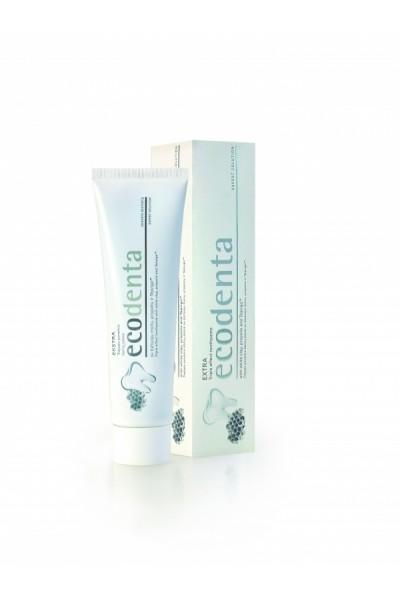 Ecodenta EXTRA Zubná pasta s trojitým efektom 100 ml