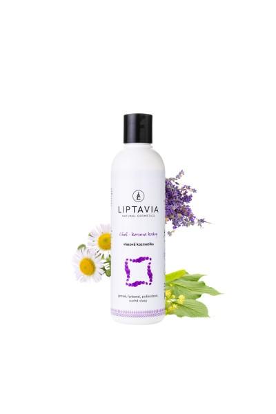 Liptavia Choč - Koruna Krásy - šampón pre jemné, farbené, poškodené vlasy 200